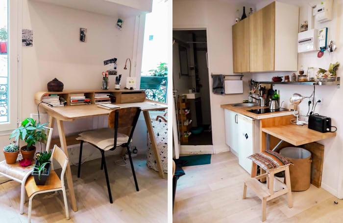 Piso airbnb distrito XIX