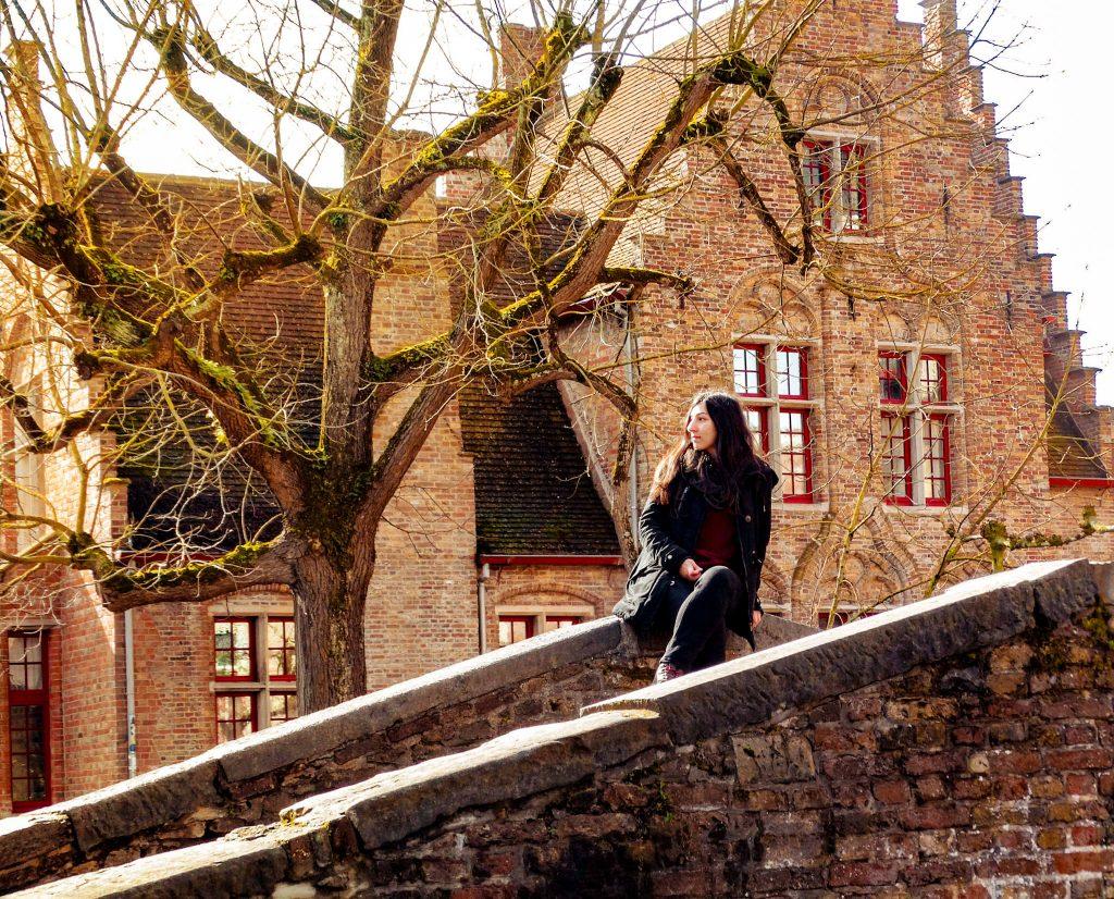 Puente de Bonifacio itinerario un día en Brujas