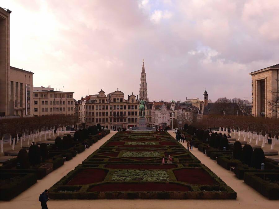 Preparativos viajar a Bélgica.