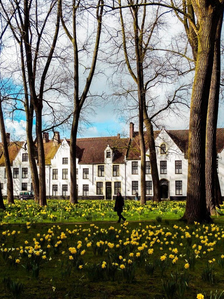 Begijnhof itinerario Brujas en un día