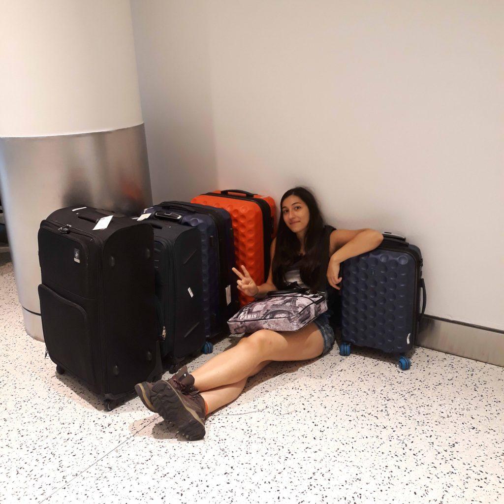 Problema con TSA en NY