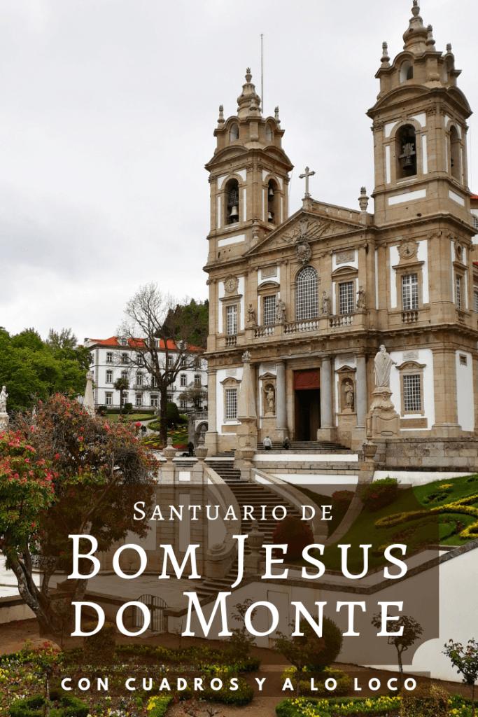 Pin para Pinterest sobre el Santuario de Bom Jesus do Monte de Con cuadros y a lo loco