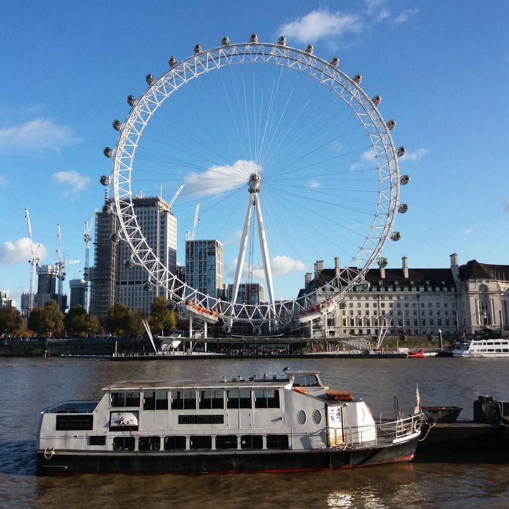 London eye planes gratis en Londres