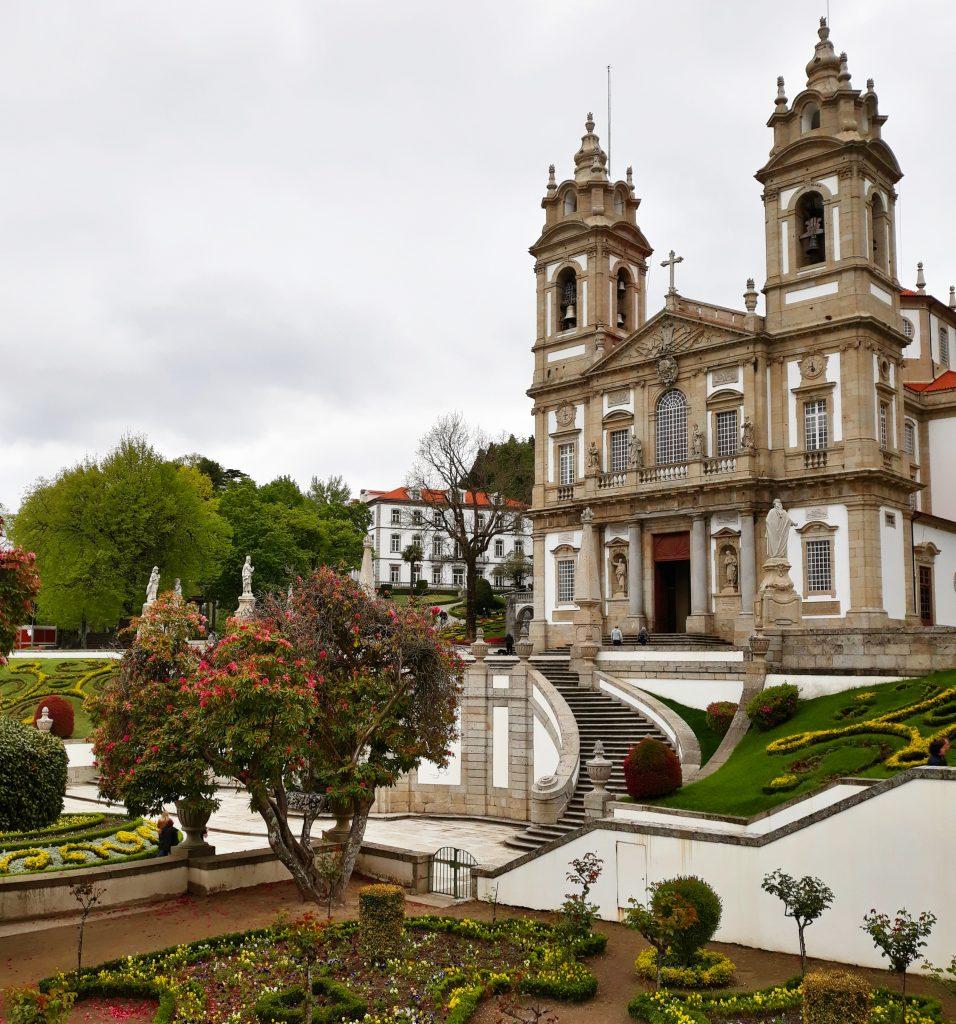 Iglesia de Bom Jesus do Monte.