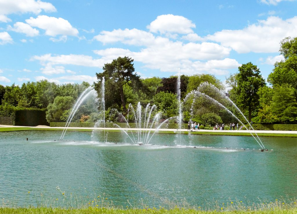 Jardines del Palacio de Versalles