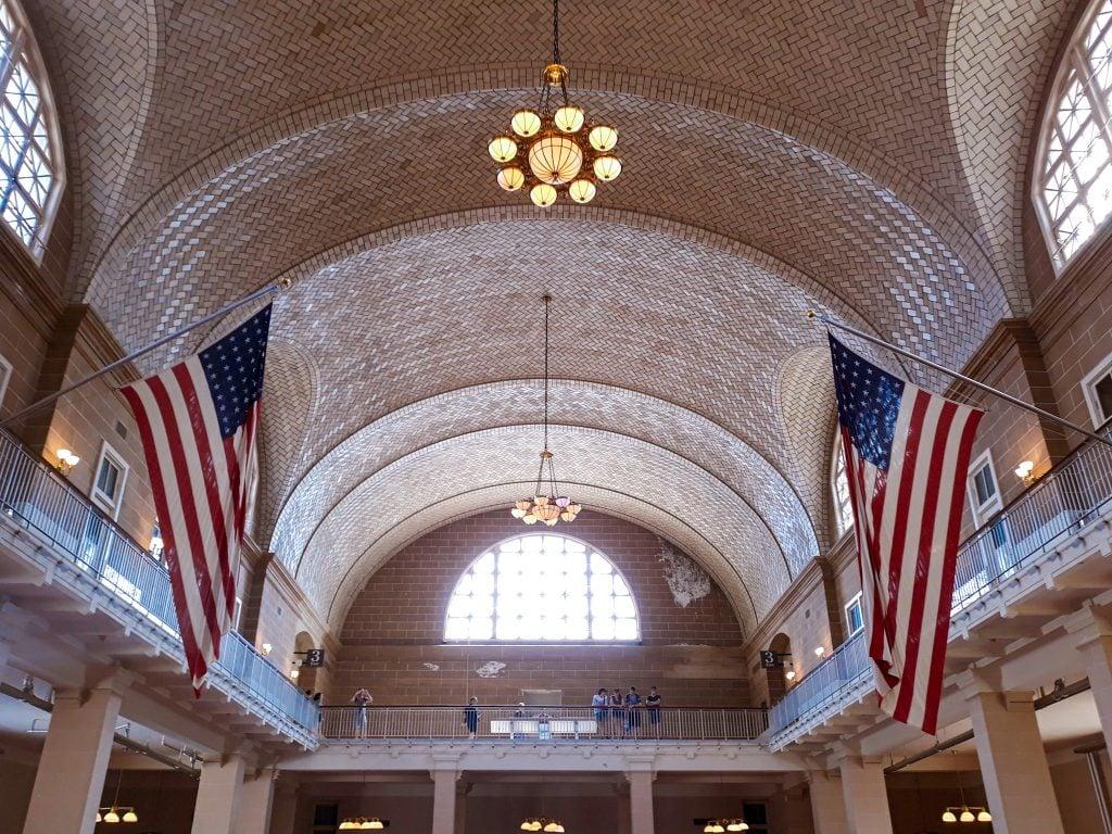 Museo de la Inmigración en Ellis Island top 10 nueva york