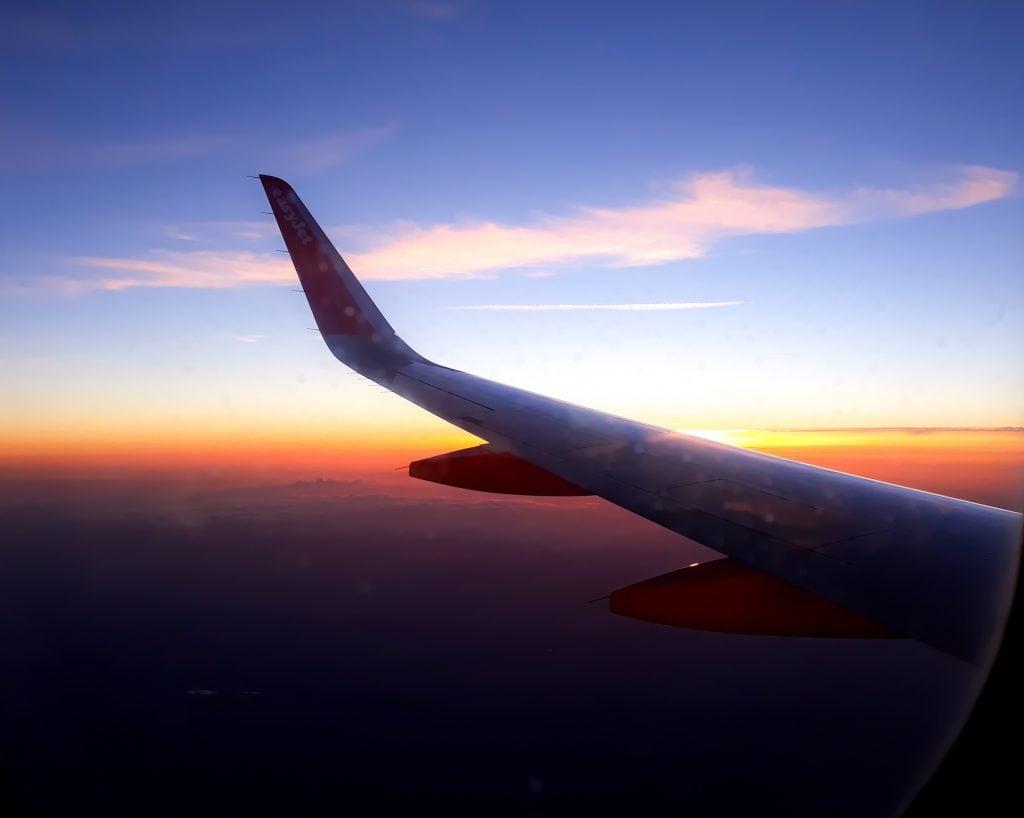 Volar a París preparativos