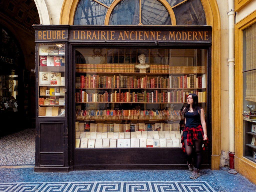 Galerías cubiertas de París