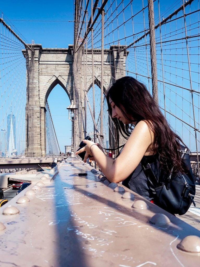 Puente de Brooklyn , Nueva York