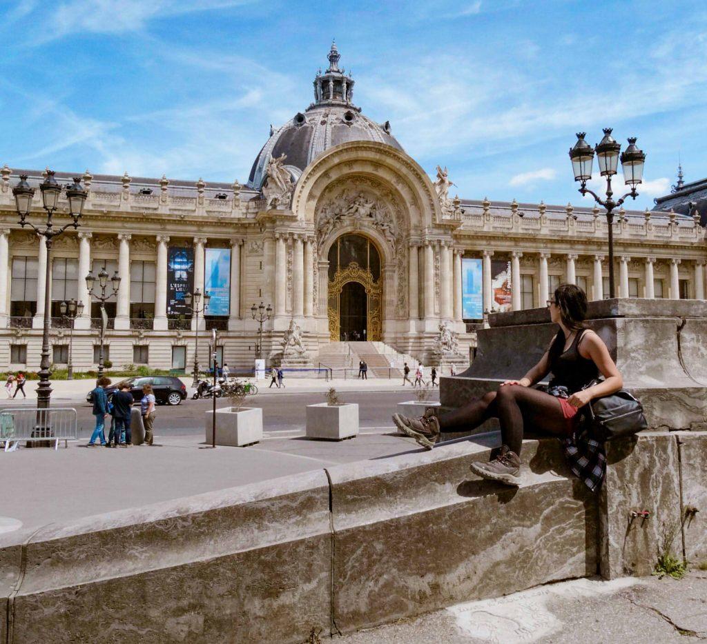 Petit palais en París Viajar antes de los 26