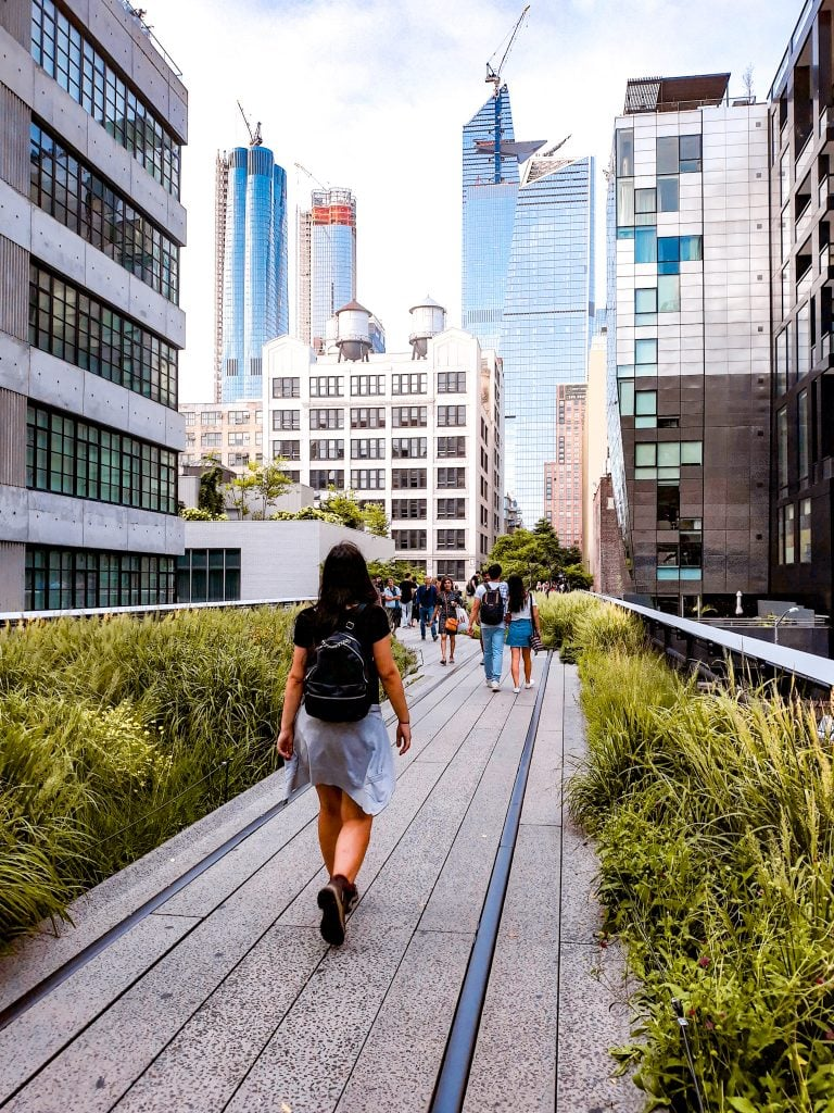 The High Line, Nueva York top 10