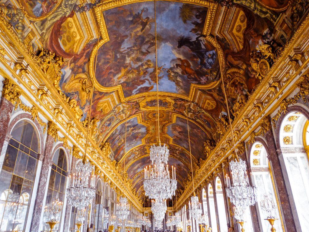 Palacio de Versalles viaje a París