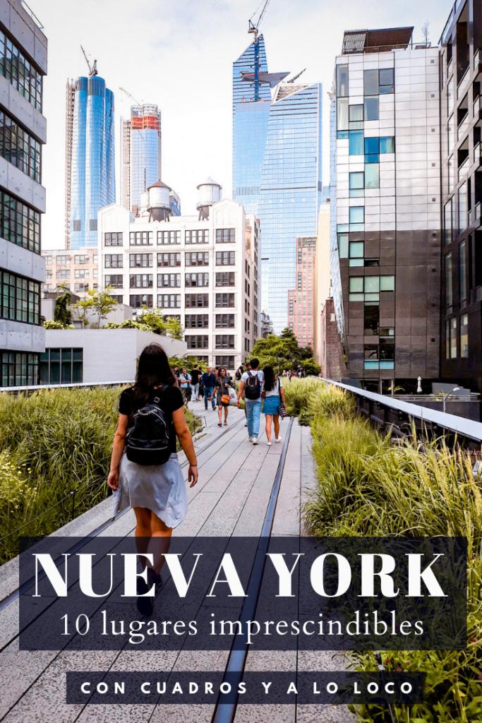 Pin para Pinterest sobre Qué ver en Nueva York de Con cuadros y a lo loco.