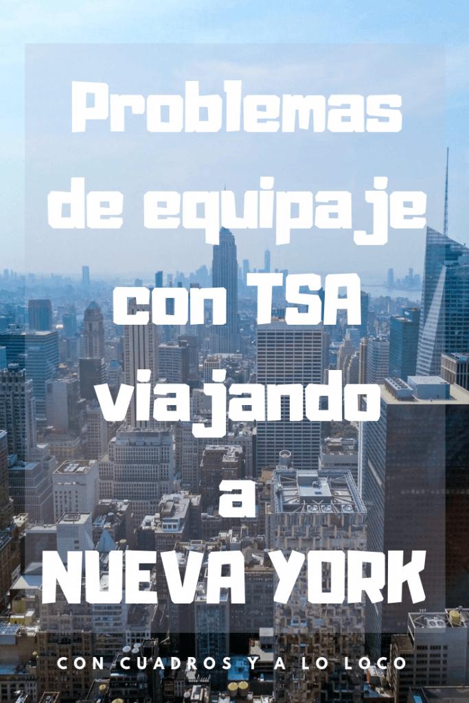 Pin de Pinterest sobre Problemas con TSA en NY de Con cuadros y a lo loco