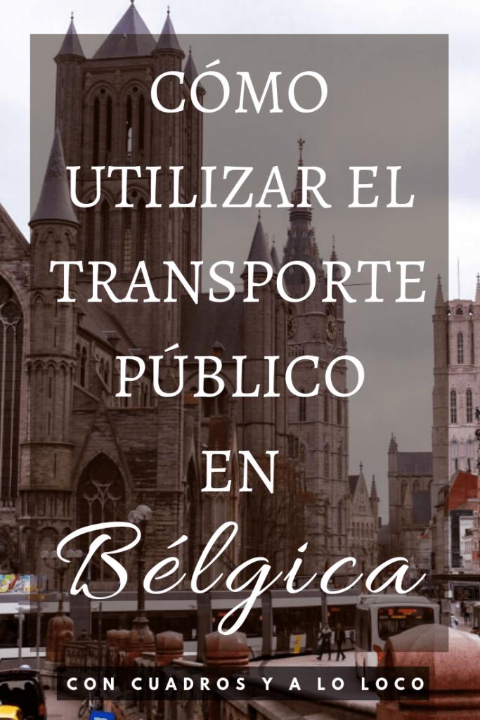 Pin de Pinterest sobre Cómo utilizar el transporte público en Bélgica de Con cuadros y a lo loco