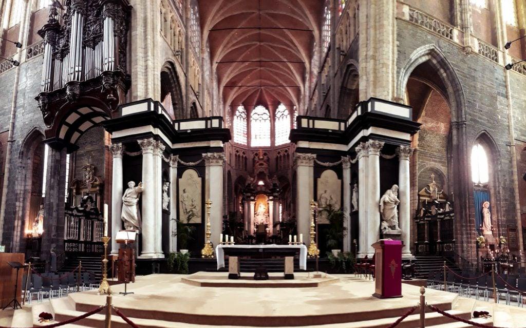 Catedral de San Bavón  Qué saber antes de viajar a Bélgica