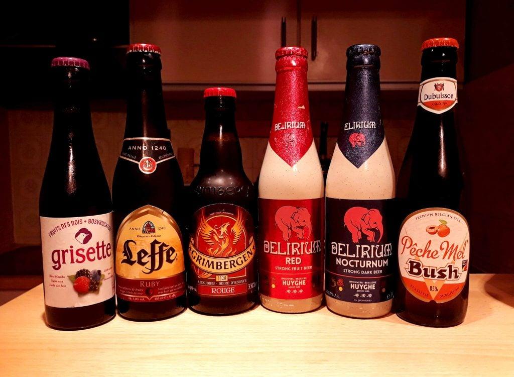 Presupuesto cervezas Bélgica low cost