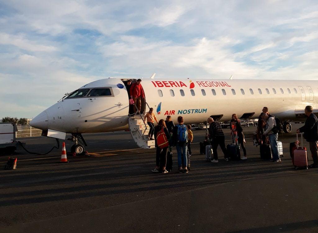 Vuelo aeropuerto Nantes