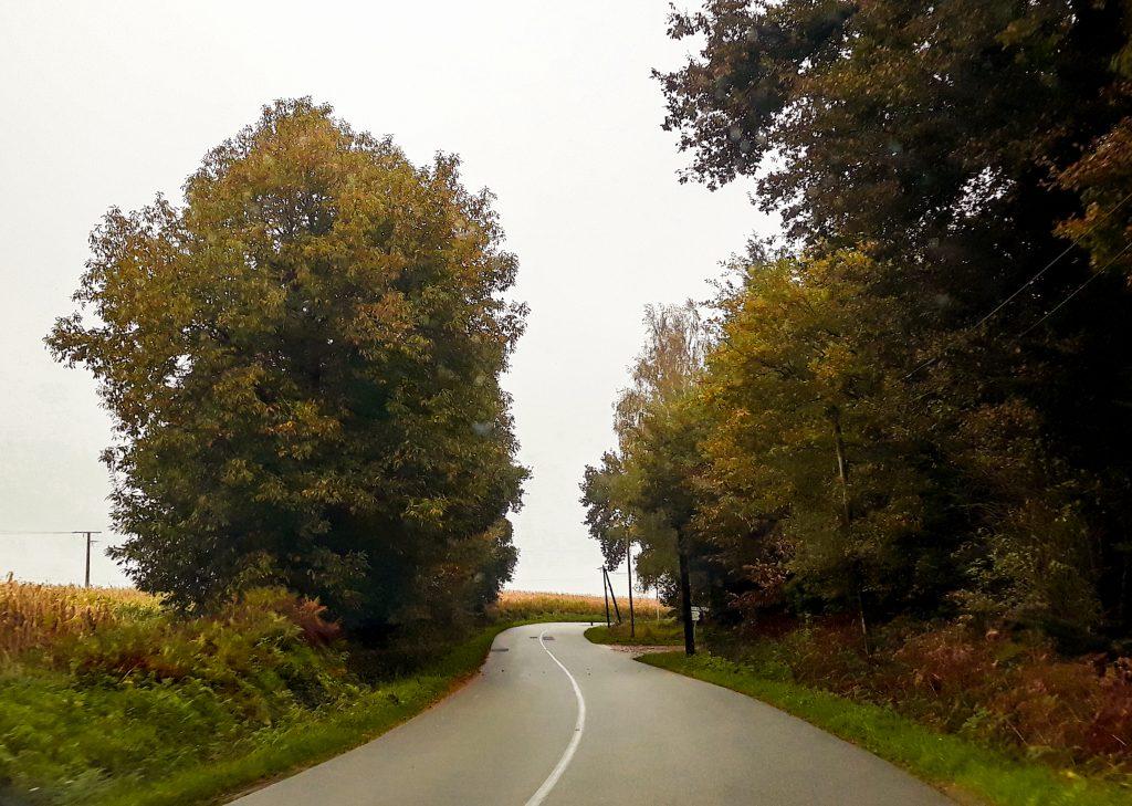 Carreteras road trip Bretaña