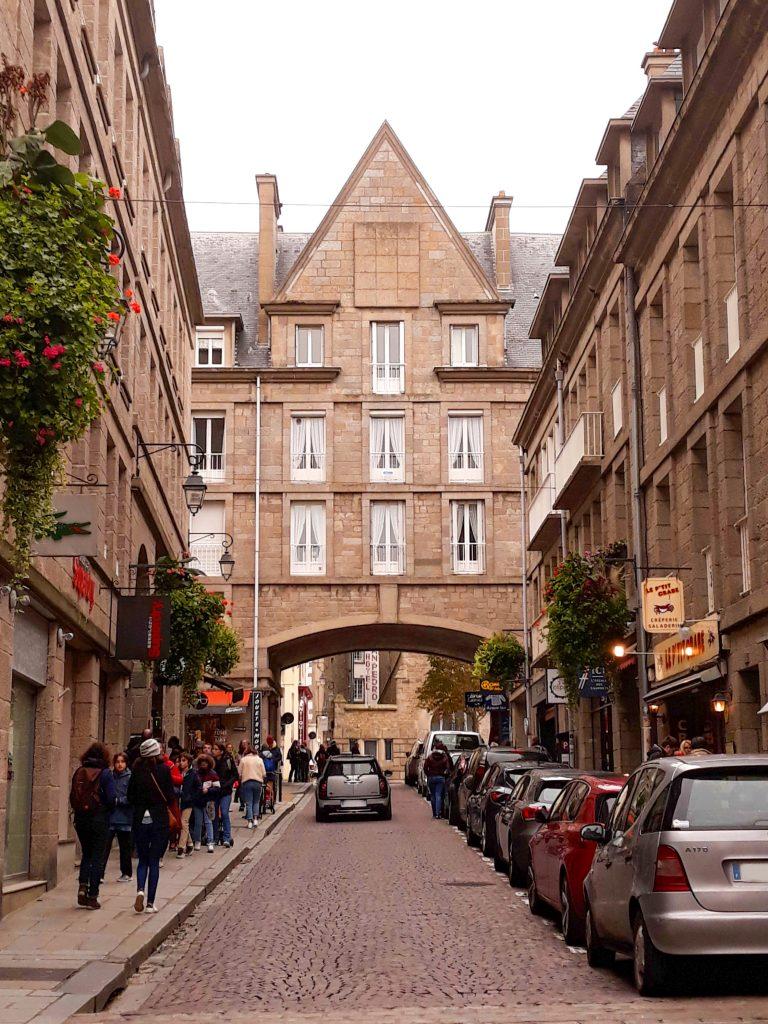 Place du Pilori Saint Malo
