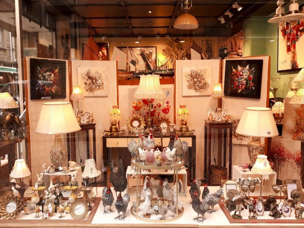 Comprar antigüedades en Saint Malo