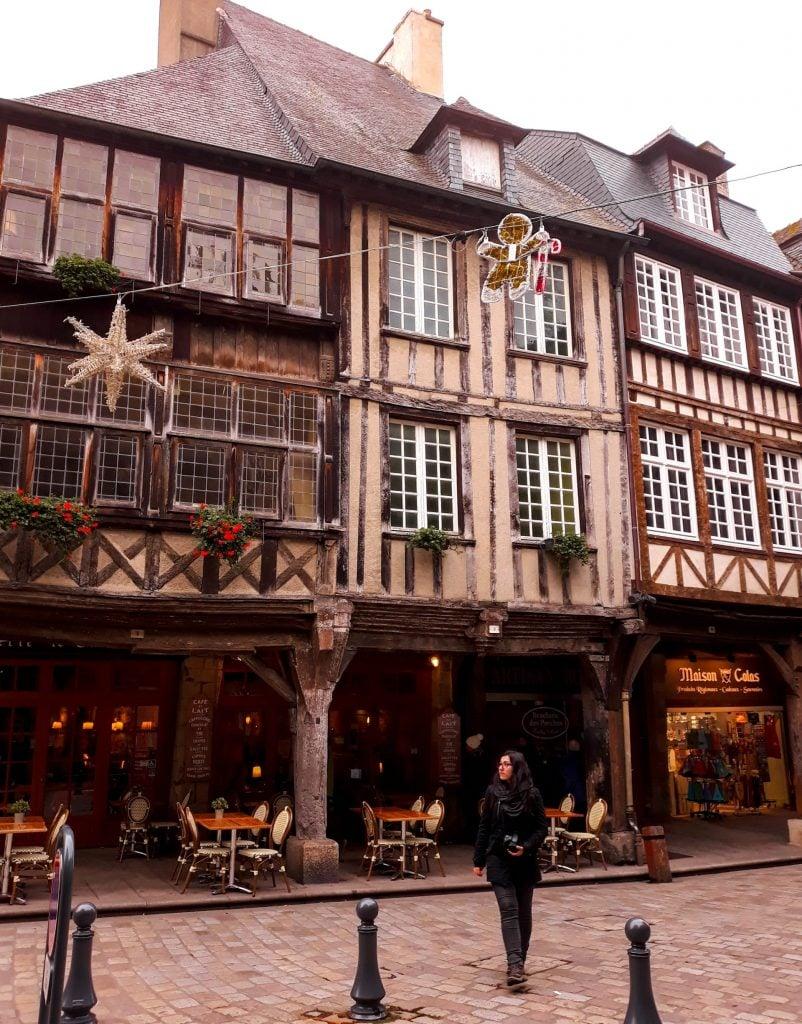 Dinan Place des Merciers