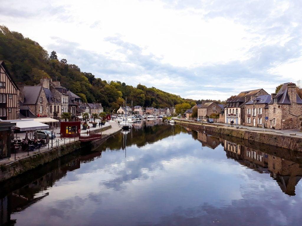 Puerto qué ver en Saint Malo y Dinan