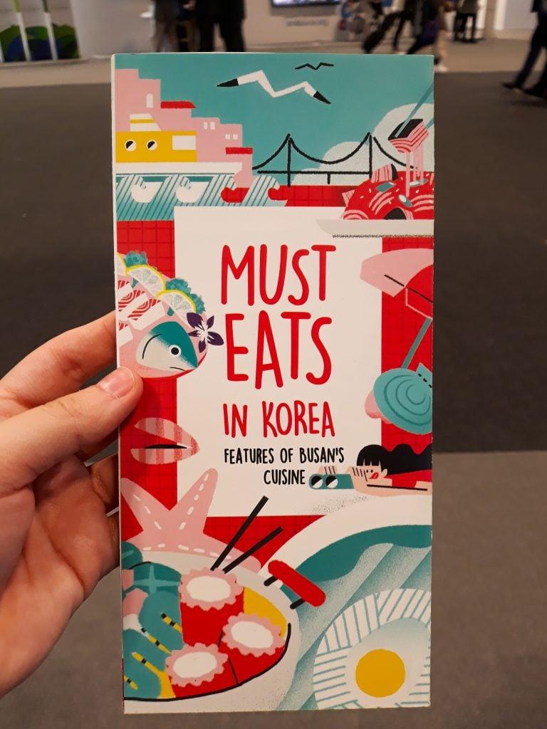 Fitur Corea 2020 bloggers