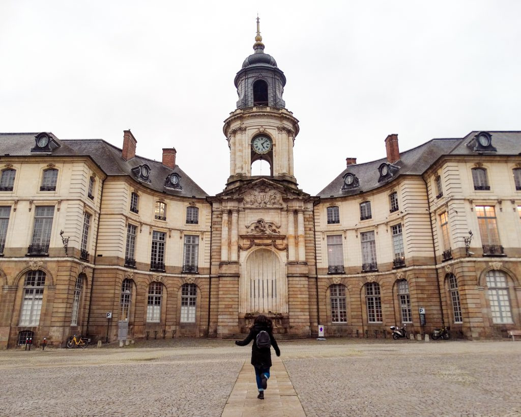 Ruta por la Bretaña francesa Rennes