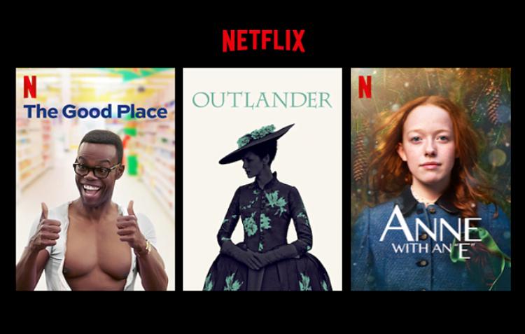 Series que ver en Netflix