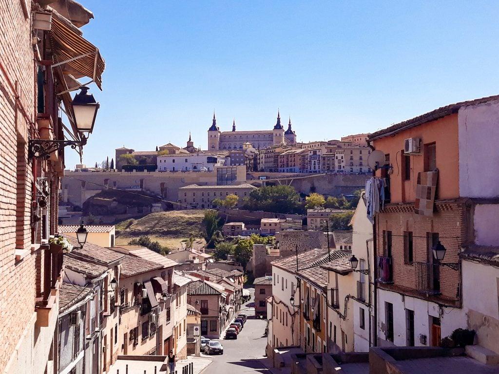 Vistas a Toledo