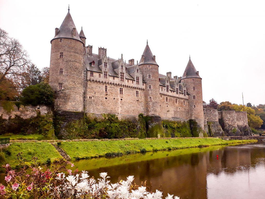 Castillo de Josselin pueblos imprescindibles Bretaña francesa