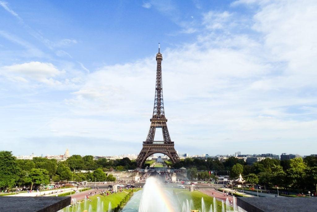 Vuelo a París con Easyjet