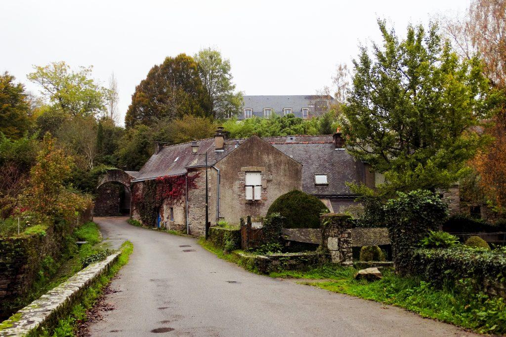 Afueras de Rochefort-en-Terre