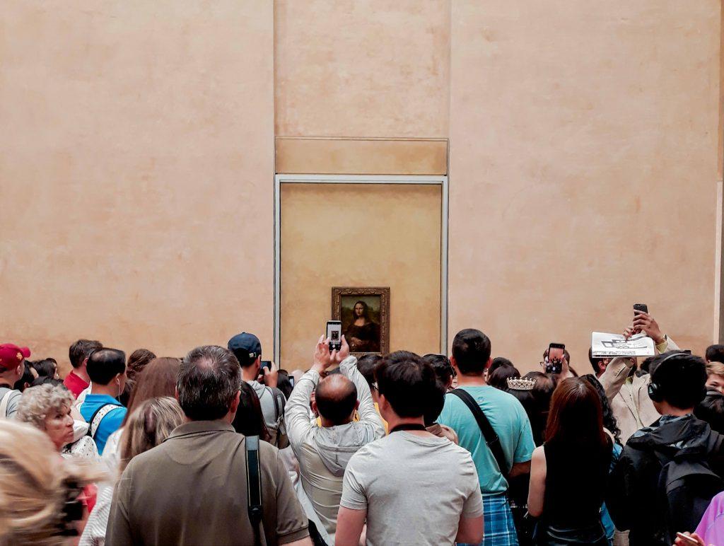 Guía de viaje de París Louvre