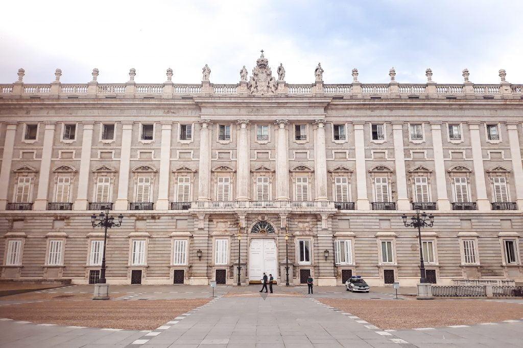 resumen viajero y bloguero 2020 Madrid