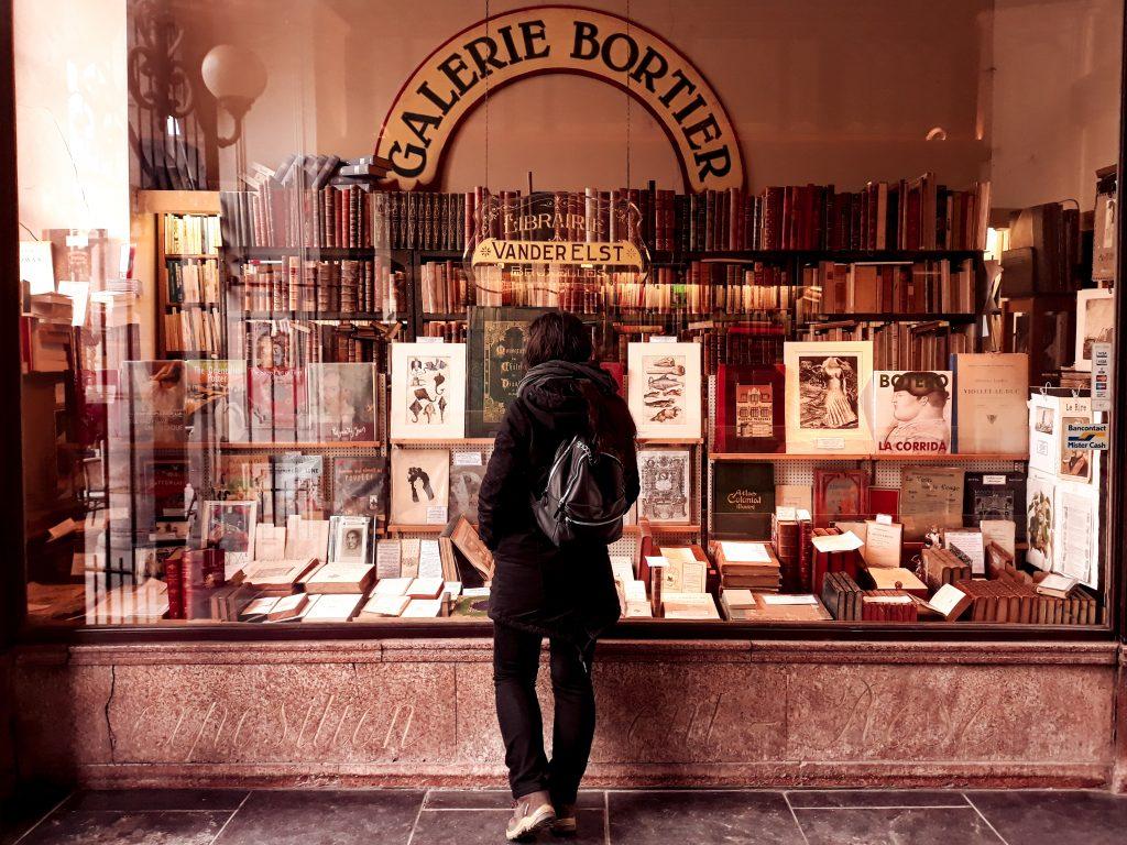 Galerie Bortier qué ver en Bruselas