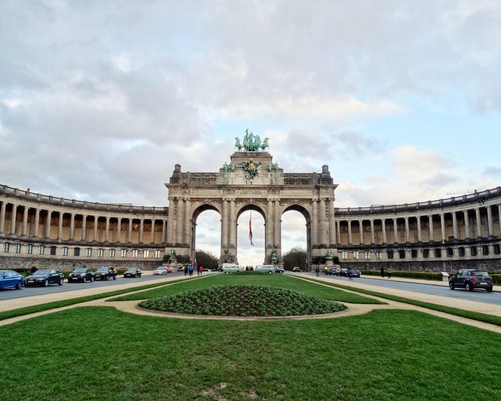 Bruselas, guía de viaje a Bélgica