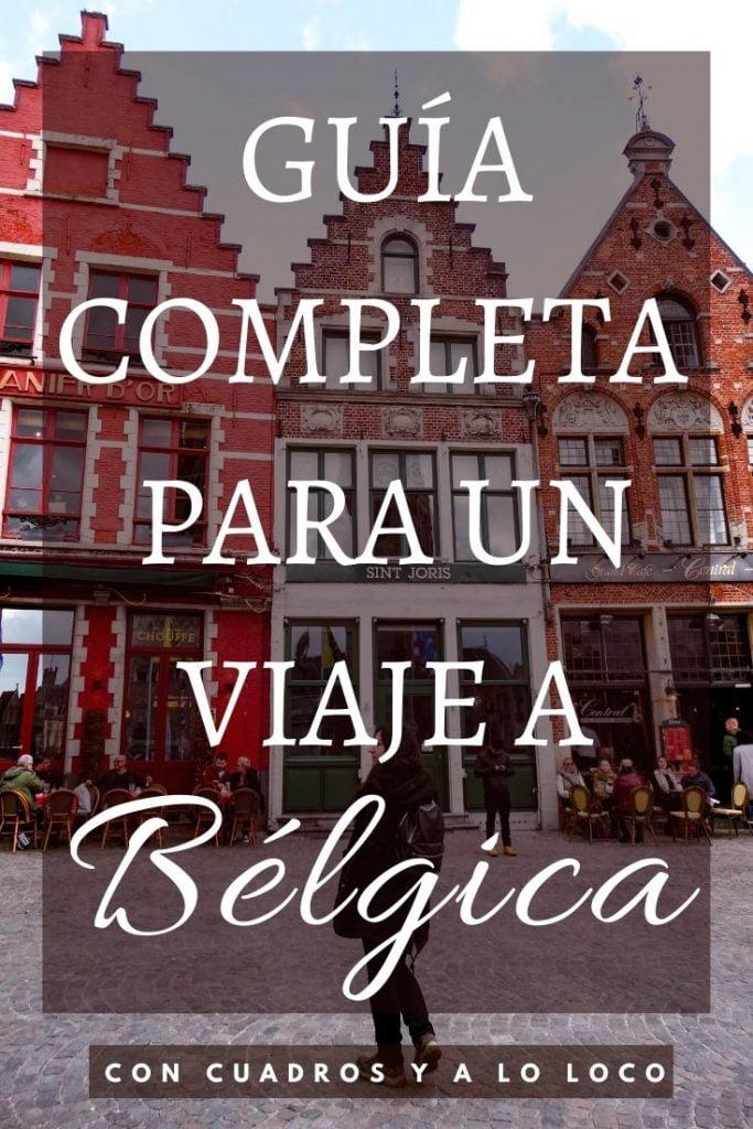 Pin sobre Guía de viaje Bélgica de Con cuadros y a lo loco