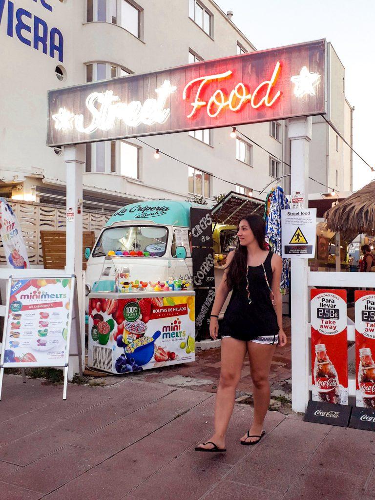 Food trucks y street food Gandía