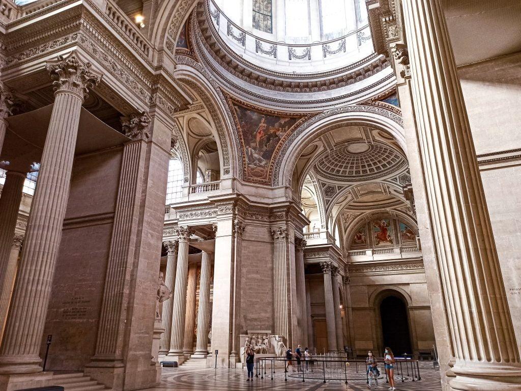 pantheon de parís distrito V
