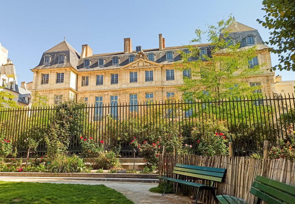 Hôtel Salé París Distrito III