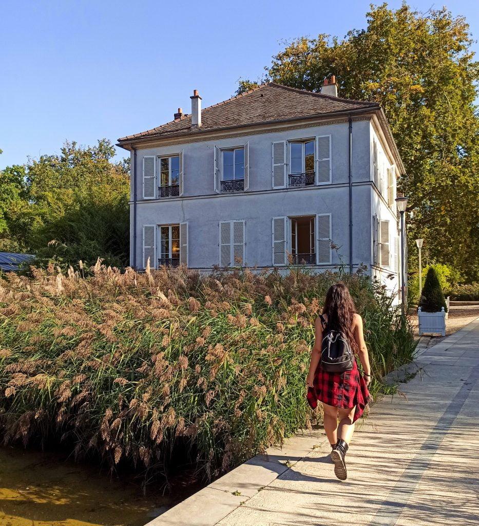 Parque de Bercy París Distrito XII