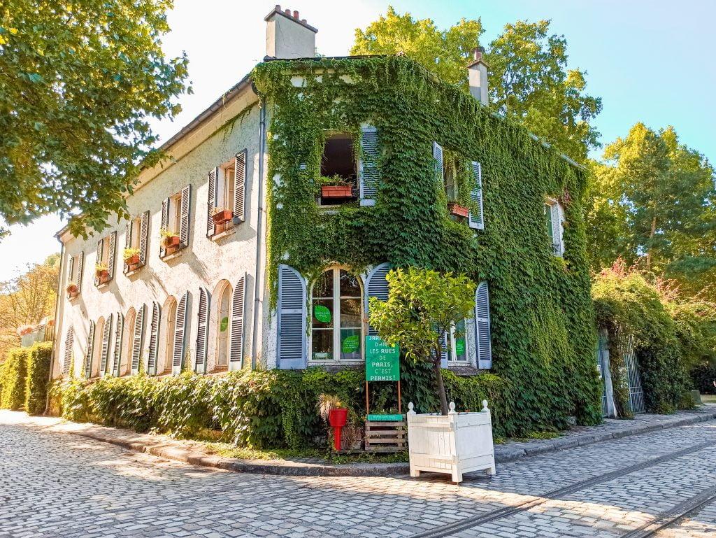 Maison du Jardinage Distrito XII París