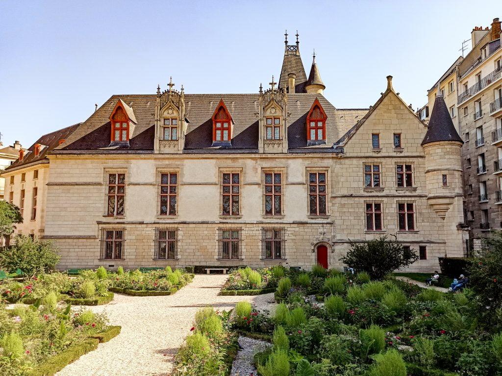 Hôtel de Sens París