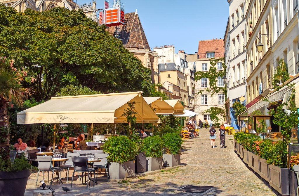 Rue des Barres, París Distrito IV