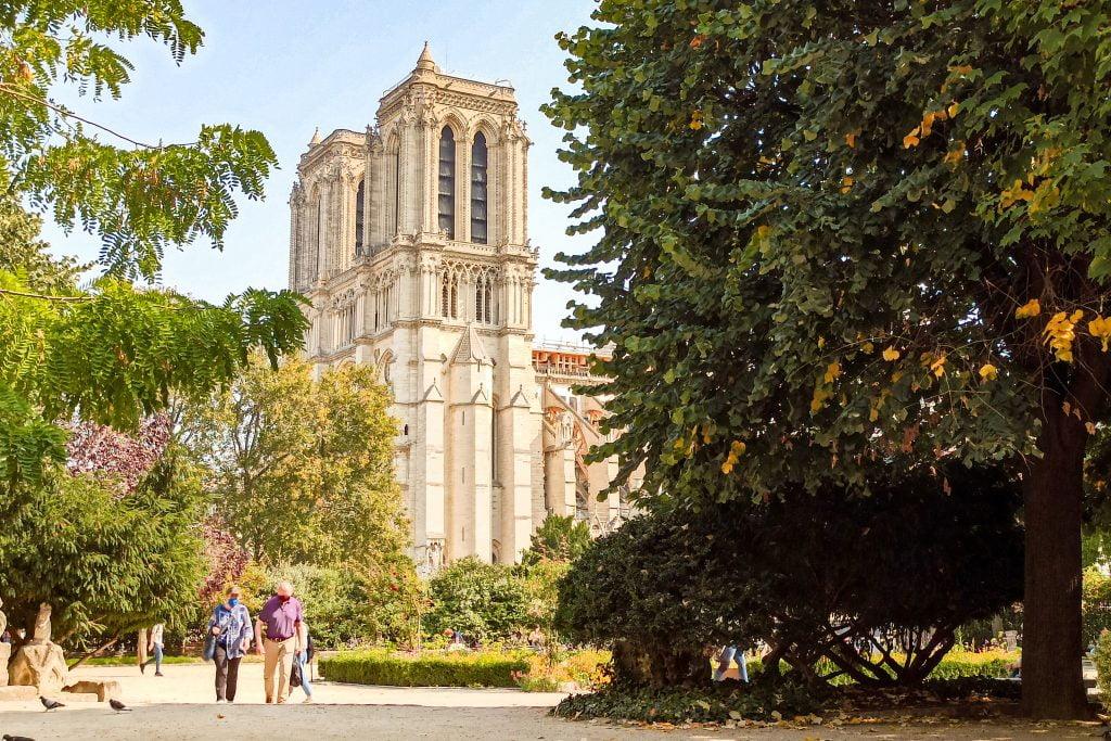 square rené viviani París