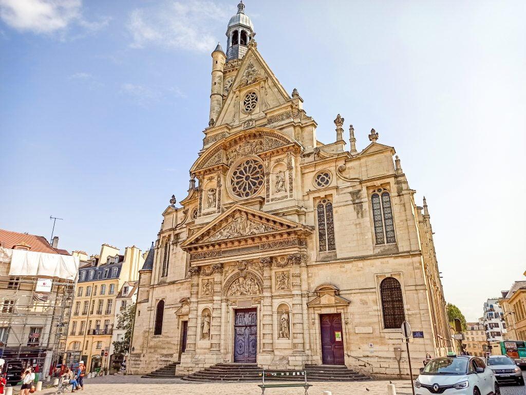 Saint Etienne du Mont París