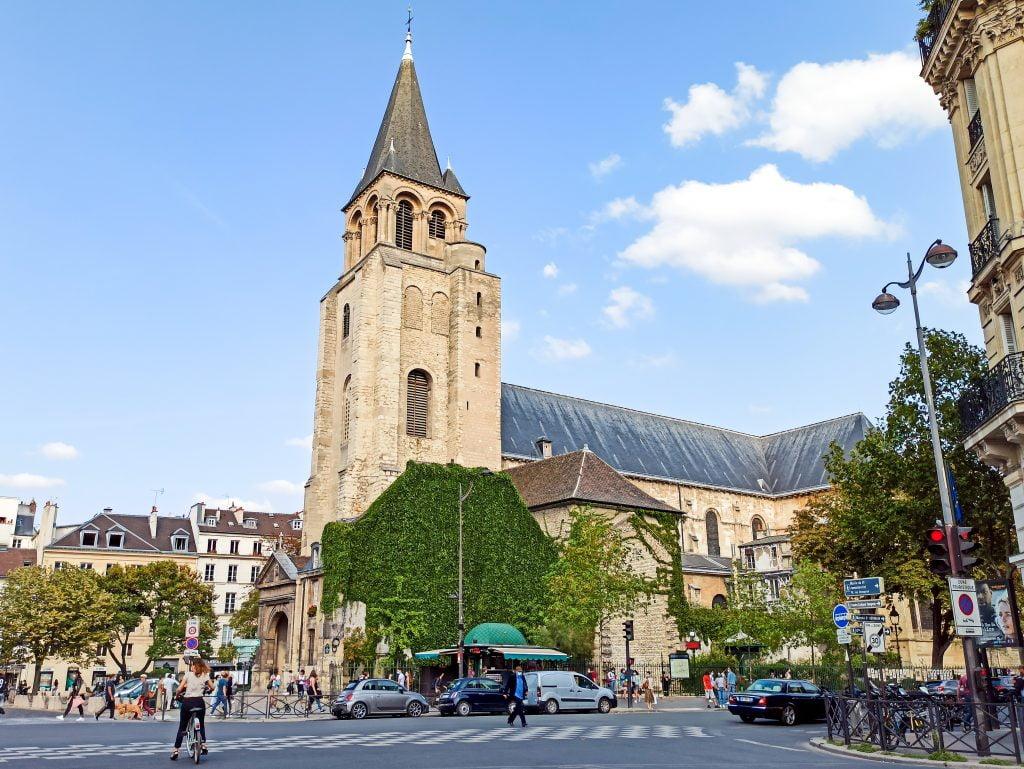 Abadía de Saint Germain des pres
