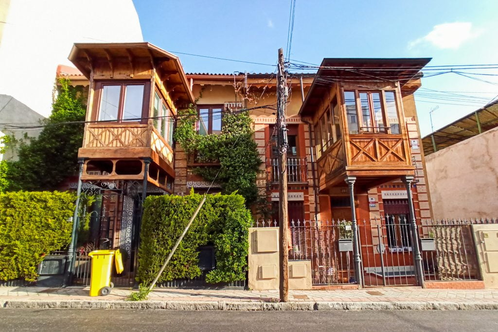 Madrid Moderno calles que visitar
